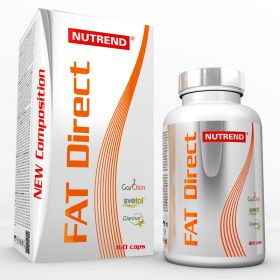 Nutrend Fat Direct 160 капсул