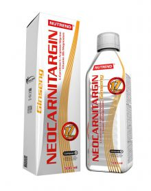 Nutrend Neocarnitagin with Ginseng 500 мл
