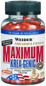 Weider Maximum Krea-Genic 120 капсул