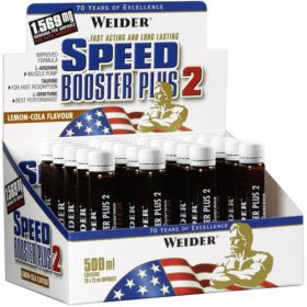 Weider Speed Booster Plus 20*25 ml