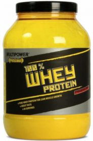 Multipower 100% Whey Protein 908 гр
