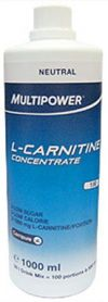 Multipower L-Carnitine 1000 ml