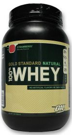 ON 100% Gold Whey Protein natural 909 гр