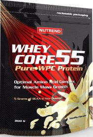 Nutrend Whey Core 55 800 гр