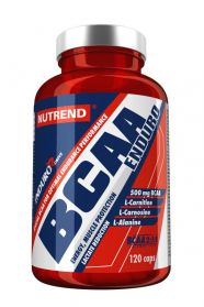 Nutrend Enduro BCAA 120 капсул