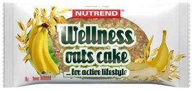 Nutrend Wellness Oats Cake 70 гр