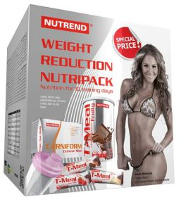 Nutrend Weight Reduction Nutripack