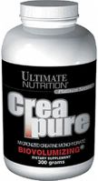 Ultimate Nutrition Creapure 300 гр