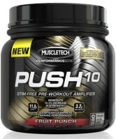 MT Push 10 Pre-Workout 500 гр