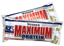 Weider 42% Maximum Protein Bar
