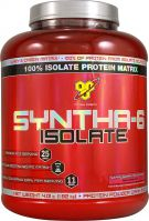 BSN Syntha-6 Isolate mix, 1800 гр