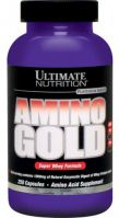 Ultimate Nutrition Amino Gold Formula 250 капсул