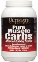 Ultimate Nutrition Pure Muscle Carbs 1250 гр