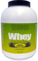 Ultimate Nutrition Whey Supreme Protein 2270 гр