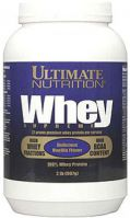 Ultimate Nutrition Whey Supreme Protein 908 гр
