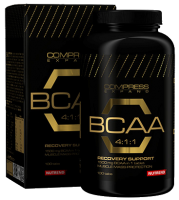 Nutrend Compress BCAA 100 таб