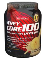 Nutrend Whey Core 100 1000 гр
