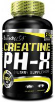 BioTech Creatine Ph-x 210 капсул