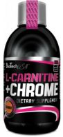 BioTech L-Carnitine + Chrome Liquid 500 мл